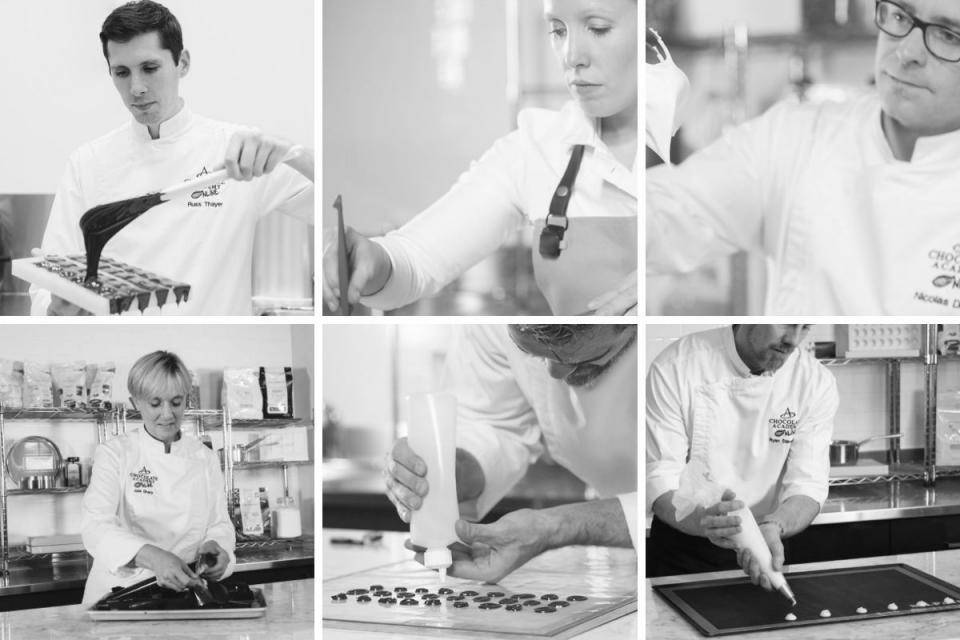CAO Expert chef instructors dedicated to your success!
